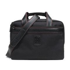 【国内现货】Longchamp/珑骧 男士BOXFORD系列织物手提单肩斜挎包公文包子母包1658080图片