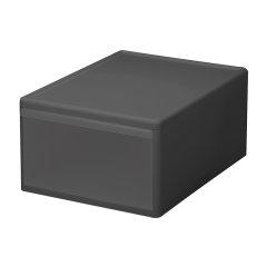 likeit日本进口灰色整理箱 抽屉式收纳盒 利快衣物收纳箱储物整理箱图片