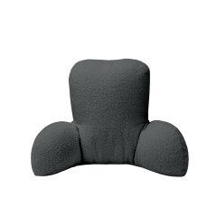 8h记忆棉护椎腰靠拥抱沙发厚圈圈绒靠垫三合一办公室上班图片