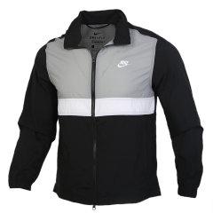 Nike/耐克  2020年秋冬季 男款 运动服 跑步 训练 健身 潮流 时尚 透气 舒适 休闲 拉链 夹克 外套 CU4310-010图片