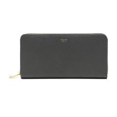 【现货秒发】CELINE/赛琳 女士牛皮长款钱包钱夹 10B553BEL图片