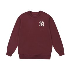 【童装】MLB 20年冬季新款 Family Monogram Big Logo 运动卫衣/套头衫 71MTM1041图片