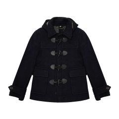 牛角扣羊毛大衣 BURBERRY/博柏利 burberry服装 巴宝莉 男装 男士外套 羊毛混纺 多色可选 男士大衣 39841911XG图片