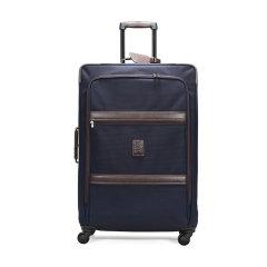 Longchamp/珑骧女士,男士通用BOXFORD系列织物大号滚轮式手提拉杆箱行李箱 1471 080图片