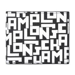 Longchamp/珑骧 2020春夏 男士LEPLIAGELGP系列牛皮短款钱包钱夹 3508 HPZ图片