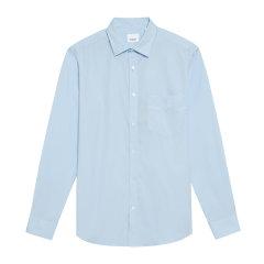 【大陆现货秒发】爆款主推 TB专属标识棉质长袖衬衫 BURBERRY/博柏利 巴宝莉 男装 专柜同款 男士长袖衬衫图片