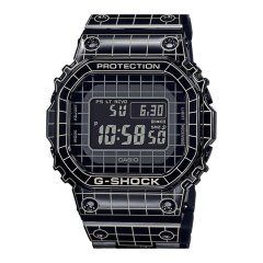 卡西欧(CASIO)手表 限定小方块金属方块小方表金砖银砖手表 GMW-B5000图片