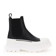 Alexander McQueen/亚历山大麦昆 20年秋冬 百搭 女性 短靴 635714WHZ61图片