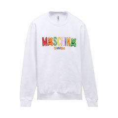 【包税】MOSCHINO/莫斯奇诺 橡皮糖泰迪熊套头圆领卫衣图片