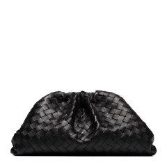 Bottega Veneta/葆蝶家  女士编织羔羊皮磁性按扣手提包手拿包女包 576175-VCPP0 多色可选图片