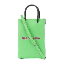 Balenciaga/巴黎世家 20年秋冬 百搭 女性 logo 单肩包 5938260AI2N图片