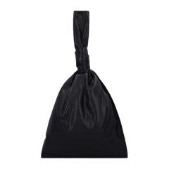 Bottega Veneta/葆蝶家  女士浅棕色小牛皮时尚标志性系结提手下拉链手提包女包607964-VCP40-9830图片