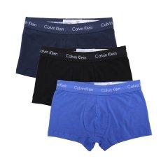 【包税】Calvin Klein/卡尔文·克莱因 男士平角内裤 三条装 U2664G图片