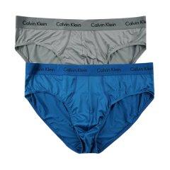 【包税】Calvin Klein/卡尔文·克莱因  男士时尚三角内裤  两件装 NP19060图片