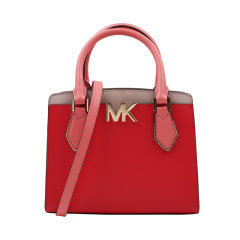 【包税】  Michael Kors/迈克·科尔斯 女士时尚手提包  35T0GOXM2B粉色 均码图片