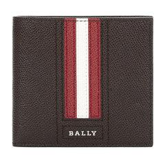 【现货秒发】BALLY/巴利 男士皮质短款钱包钱夹 TRASAI LT图片