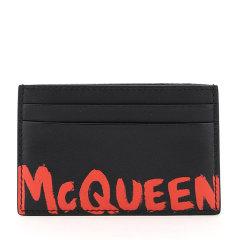 Alexander McQueen/亚历山大麦昆 21年春夏 百搭 男性 卡片夹 6021441NT7B图片