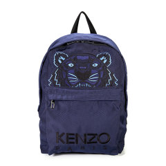KENZO/高田贤三2020秋冬新款男士Kampus虎头图案双肩包学生书包休闲旅行背包图片