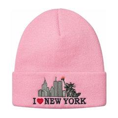 SUPREME I LOVE NY BEANIE 纽约 刺绣 冷帽 线帽 秋冬图片