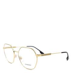 【免费配镜片】【新品】BURBERRY/博柏利 B. STRIPE系列优雅气质款商务旅行版女士光学眼镜1350(不规则镜框)(珐琅标志性条纹)(意大利产)图片