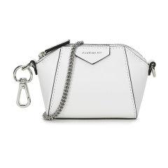 【现货秒发】Givenchy/纪梵希 女士羊皮BABYANTIGONA钥匙包挂饰单肩斜挎包 BB60D7B0XNBABY ANTIGONA饰链手袋图片