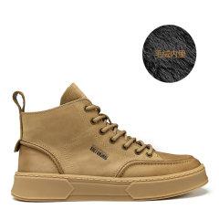 Sze/Sze 牛皮 男士时尚休闲马丁靴 工装短靴 X11M020图片