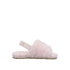 UGG/UGG 秋冬款 儿童款 童鞋 时尚 毛绒 儿童 凉鞋 舒适 防滑 儿童拖鞋 1098579T图片