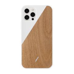 苹果12系列 Native Union实木质纹手机壳网红ins风适用苹果iPhone12/Pro/Max【官方直营】图片