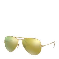【SALE】Ray-Ban/雷朋 飞行员蛤蟆镜男女款太阳镜彩膜反光镜片墨镜眼镜 RB3025 112系列 58/62mm RayBan 雷朋图片