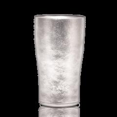 英国TAIC钛度水杯纯钛啤酒杯保温杯耐腐蚀金属钛合金超轻便携水杯钛杯茶杯纯钛水杯图片