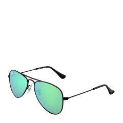 【SALE】Ray-Ban/雷朋 儿童亲子飞行员蛤蟆镜男女童太阳镜防护遮阳镜防紫外线反光镜片多色可选墨镜眼镜 RJ9506S 50mm(4~8岁)RayBan 雷朋图片