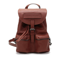 【国内现货】Longchamp/珑骧 女士LONGCHAMP3D系列牛皮小号双肩包背包 1556 772图片