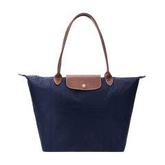 【国内现货】Longchamp/珑骧 Le Pliage系列织物大号长柄可折叠手提单肩包 1899 089图片