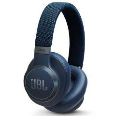 JBL/JBL 主动降噪耳机 LIVE650BTNC 智能语音AI无线蓝牙耳机/耳麦 儿童在线网课学习教育头戴式耳机图片