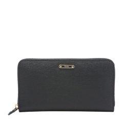 FENDI/芬迪 女士牛皮金属徽标简约时尚全拉链式长款钱包钱夹手拿包女包 8M0299-F09 多色可选图片