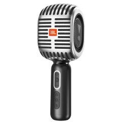 JBL/JBL 蓝牙无线麦克风KMC600 全民K歌话筒音响音箱一体 手机直播录音会议话筒K歌宝图片