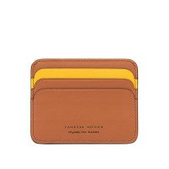 VANESSA HOGAN包包2020新款VANESSA HOGAN/VANESSA HOGAN 牛皮彩色卡包简约小巧卡片夹图片