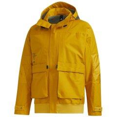 Adidas/阿迪达斯  2020年冬季 男款 跑步 训练 运动服 舒适 防风 耐磨 保暖 休闲 连帽 夹克 外套 GM4402图片