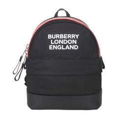 BURBERRY/博柏利   儿童标志性条纹徽标嵌花双肩包背包图片
