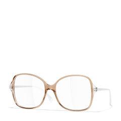 【国内现货】CHANEL/香奈儿 超轻板材  方形平光 近视光学镜架 香奈儿眼镜架 近视镜框 型号CH3399图片