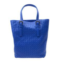 Bottega Veneta/葆蝶家 女士纯色小羊皮编织可拆卸手提水桶型手提包单肩包购物袋女包 270917-V0016 多色可选图片