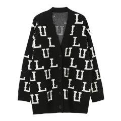 有兰/有兰女士针织衫/毛衣UL针织外套图片