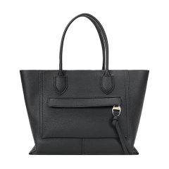 【国内现货】Longchamp/珑骧 女士MAILBOX系列大号牛皮手提单肩包 10105 HTA图片