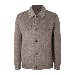 【20秋冬】Ferrero Ross/费列罗斯  时尚商务休闲双面呢男士夹克羊毛外套HJS20563图片