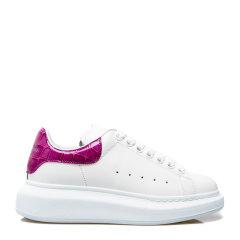 Alexander McQueen/亚历山大麦昆 女士21春夏 白色运动鞋 女士休闲运动鞋图片