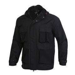 Adidas/阿迪达斯 20年冬季 邓论同款 男款  跑步 训练 运动服 舒适 防风 休闲 夹克 外套 GF4016图片