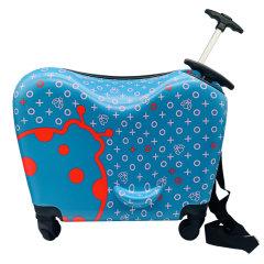 瑞士OOPS/OOPS骑行拉杆箱 旅行箱(材质PC/ABS)图片