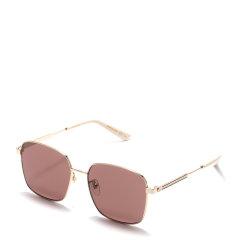 GUCCI/古驰【国内现货时尚百搭】方形大框男女驾驶通用墨镜太阳镜眼镜 GG0852SK图片