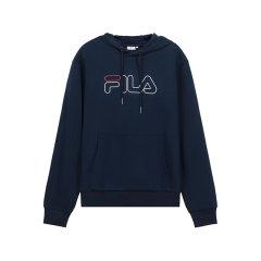 【现货秒发】FILA/斐乐 男士棉质连帽卫衣运动衫 687125图片