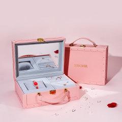 【银饰手提箱】EBOHR/依波表 卡纳系列色彩石英女表 多色可选图片